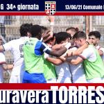 Muravera – Torres. La terna arbitrale