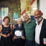 Guido Garrucciu e Gavino Musiu Presidenti Onorari della Torres